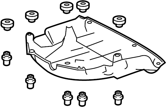lexus oem parts diagrams